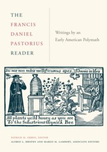 The Francis Daniel Pastorius Reader